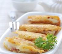 【橄榄油美食】教你用橄榄油做培根土豆饼