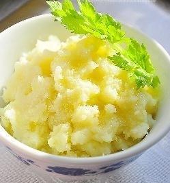 教你在家怎么做橄榄油土豆泥